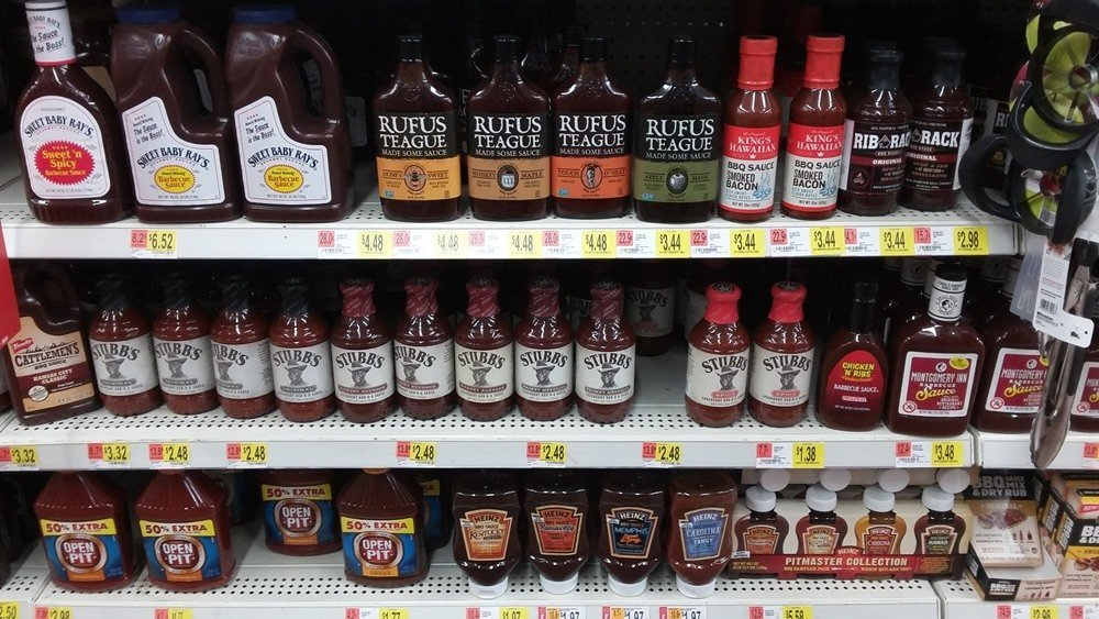 A Word on Barbecue Sauces