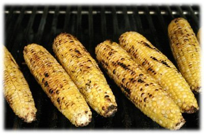 how to grill corn on the cob cover photo