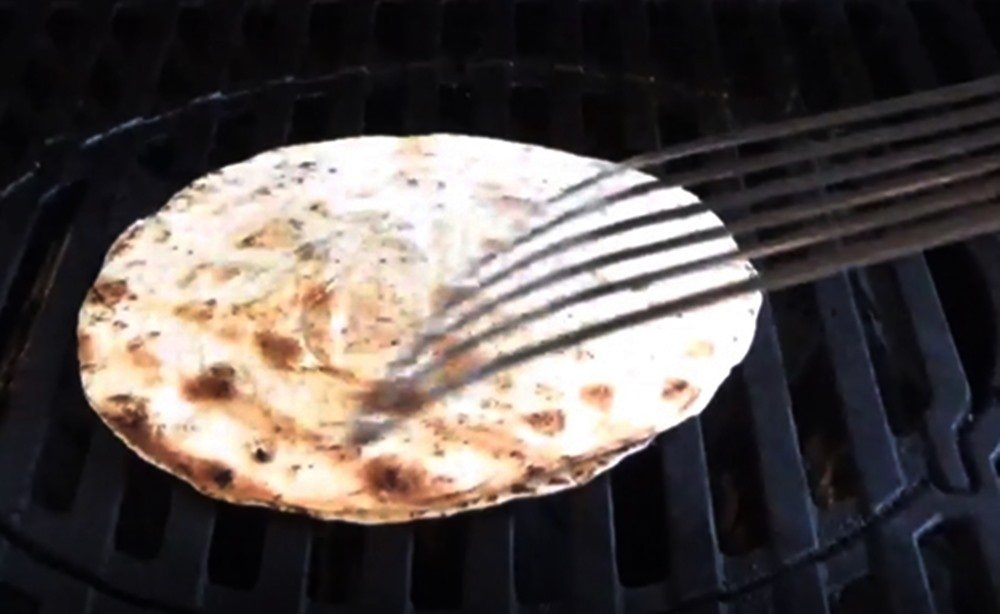 How to grill quesadillas