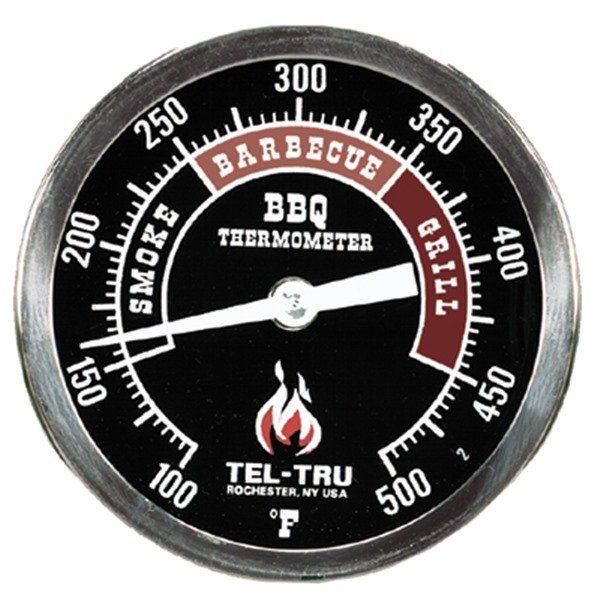 Tel Tru BBQ Thermometer