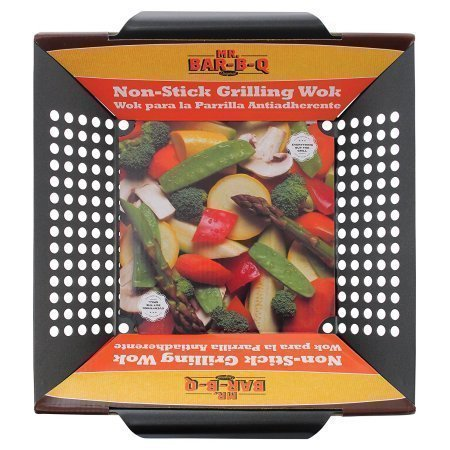 grilling wok
