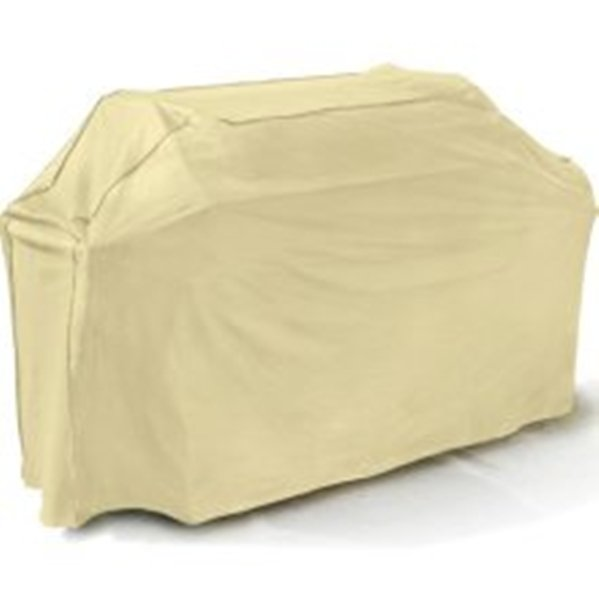 Large Gas Grill Cover 65 Inch Dual Layer Mr. Bar-B-Q