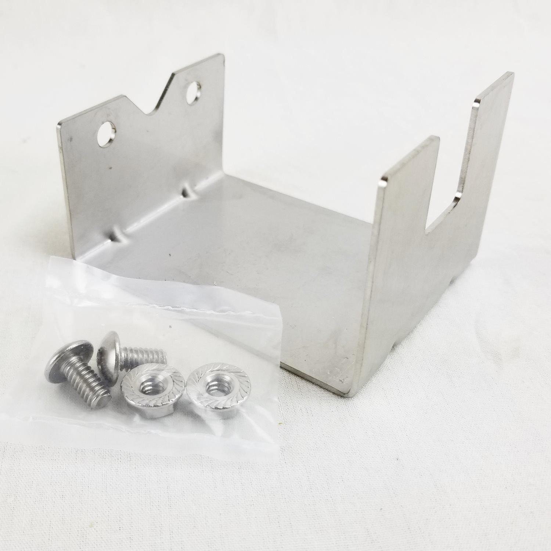 weber rotisserie mounting bracket