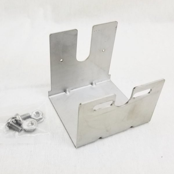 Stainless Inline Rotisserie Motor Mounting Bracket OneGrill