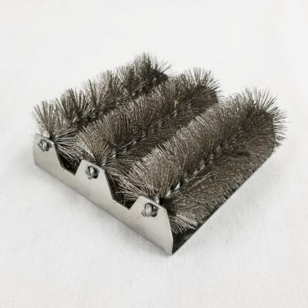Tubular Grill Brush Head Replacement by Outset