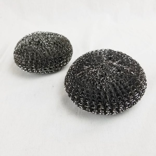 Grill Brush Replacement Mesh Scrubbers by Outset