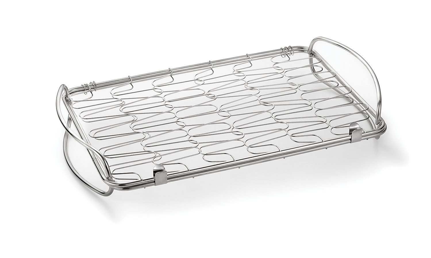 Grill basket flexible grill top