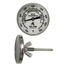 Tel-tru grill hood thermometer 2 inch