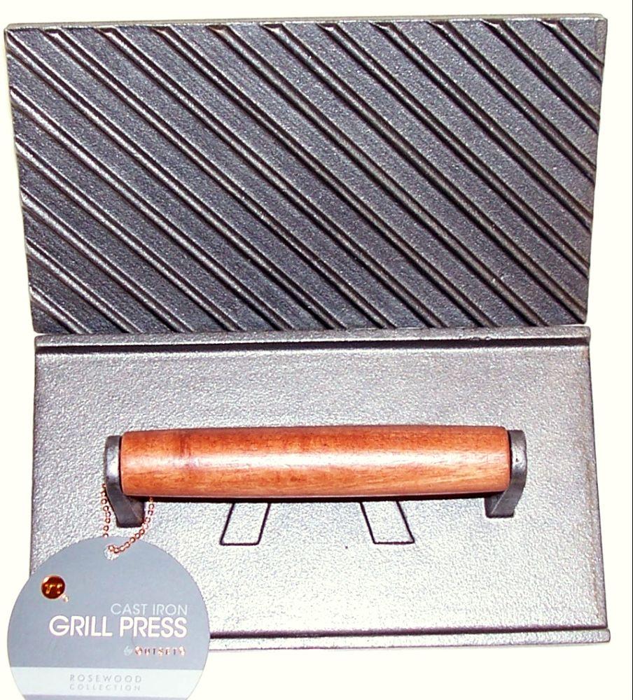 Grill Press