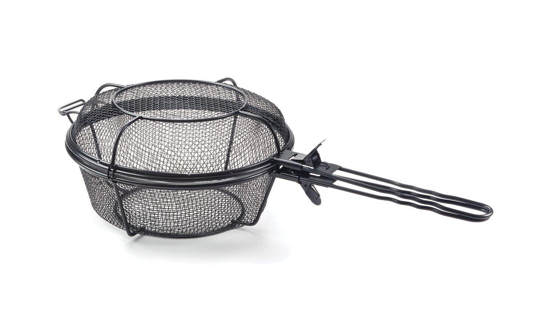 Jumbo Mesh Grill Basket plain