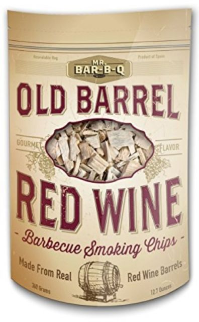 Red Wine Wood Chips