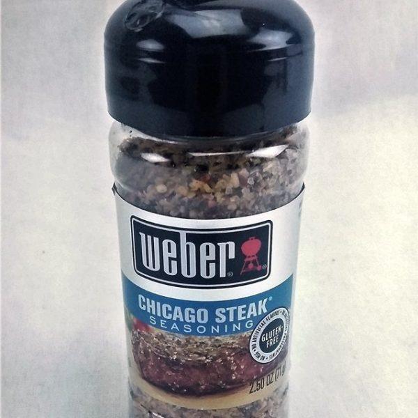 weber chicago steak seasoning