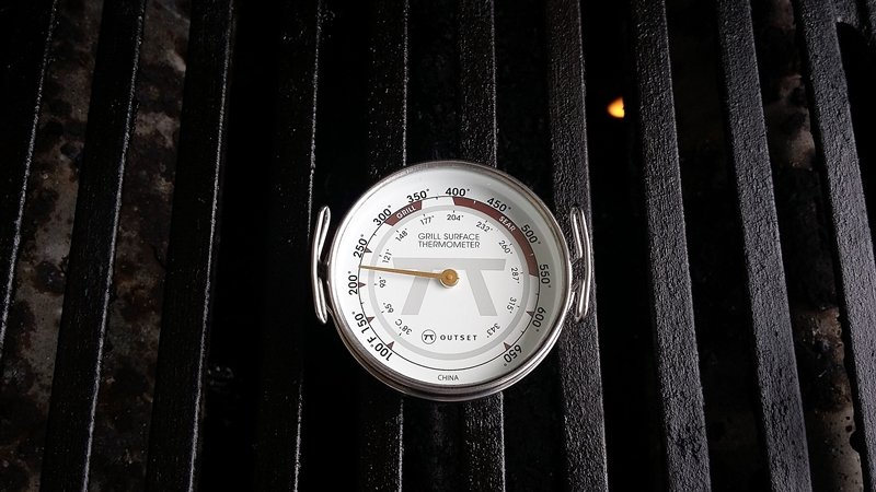 how to use a grill surface thermometer 1