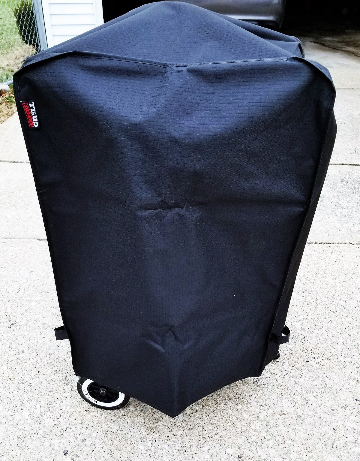 22 inch Kettle Grill or Square Upright Smoker Cover
