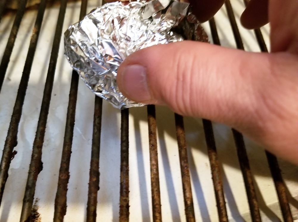 Repair Rusty Grill Grates cover