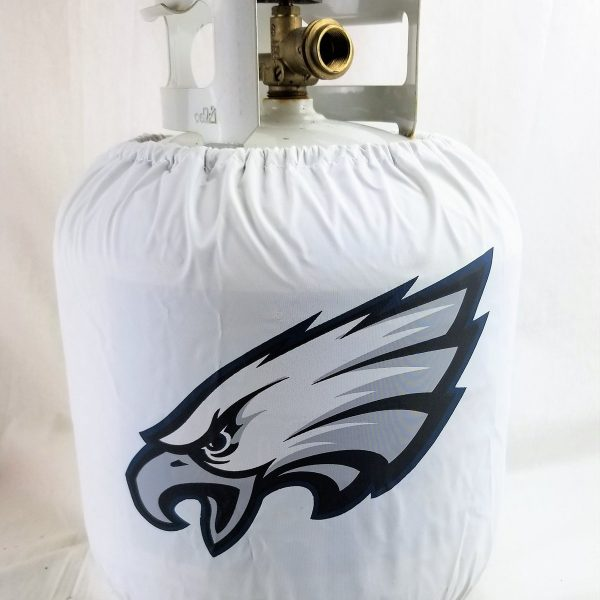 Philadelphia Eagles 20 Lb. Propane Tank Cover