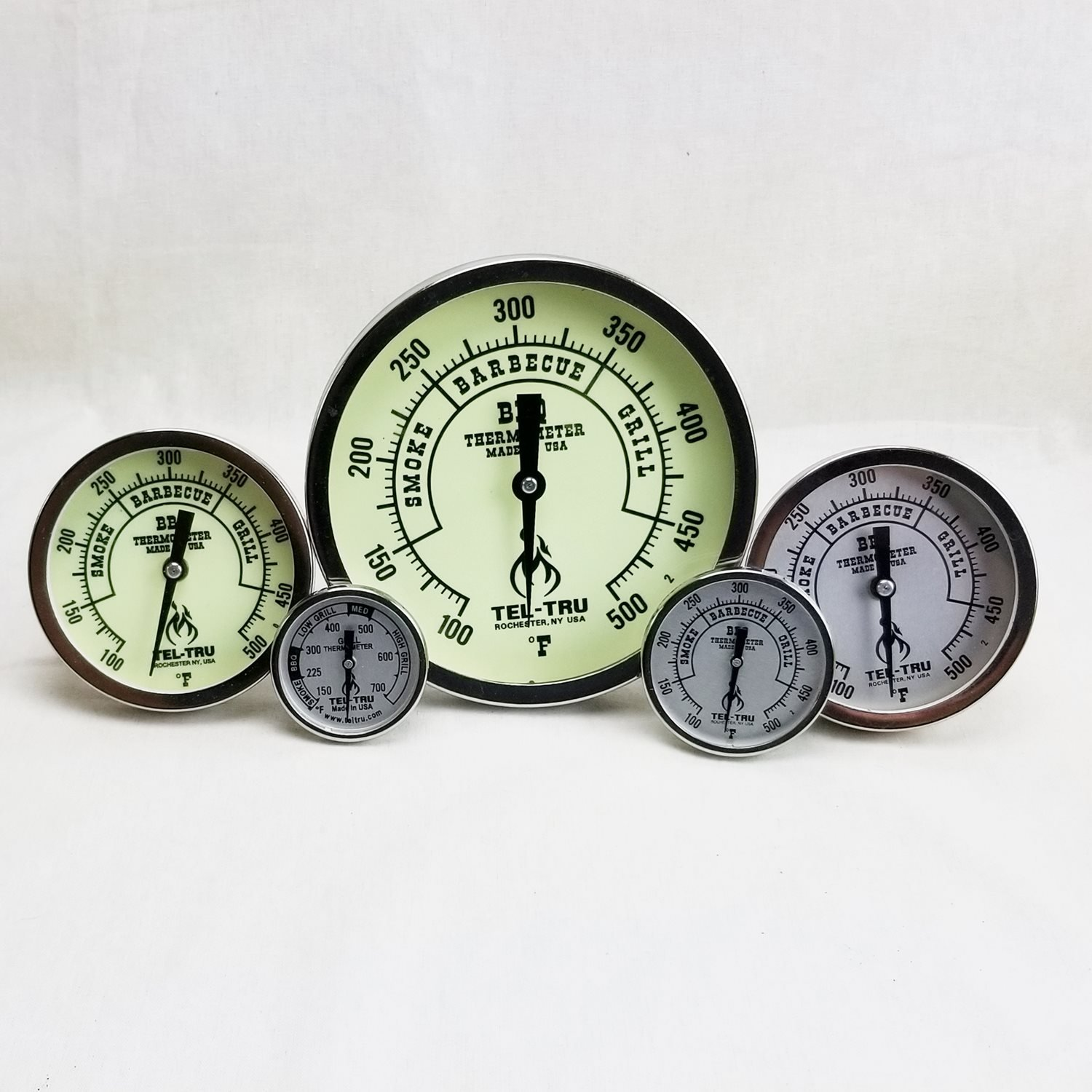 Smoker Thermometers
